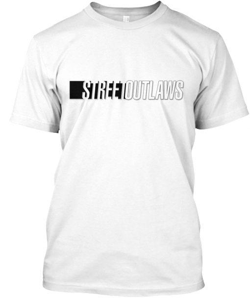 Street Outlaws Okc t-shirt